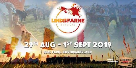 Lindisfarne Festival 2019 tickets