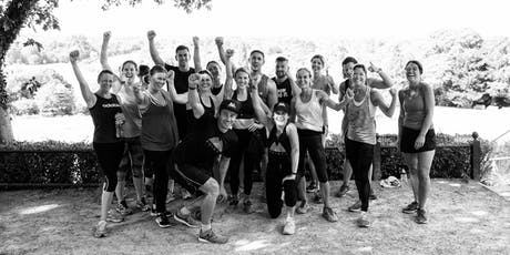 HIIT+CHILL+CHAT tickets