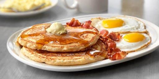 Breakfast at JPs