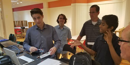 Parkway Spark! Pitch Competition 2019 sponsored by Maryville University