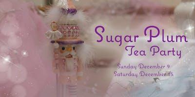 The Sugar Plum Tea Party at Peninsula Ballet Theatre