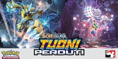Pokémon League Cup 2019 - Tuoni Perduti (Aversa)