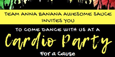 Team Anna Banana's Cardio Party for a Cause