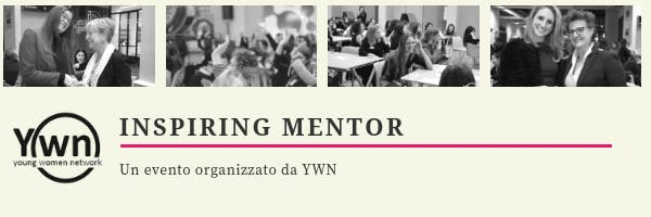 YWN Inspiring Mentor   Evento di chiusura Rom