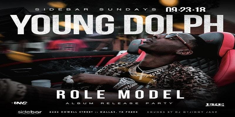 Young Dolph - Official ROLE MODEL Album Relea