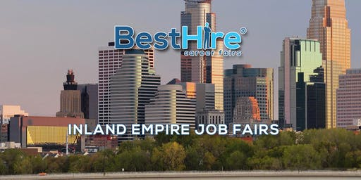 Inland Empire Job Fair September 19, 2019 - Hiring Events & Career Fairs in Inland Empire. CA