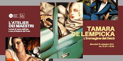 Tamara de Lempicka | Lezioni di storia dell'arte