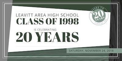 Class of 1998 Leavitt Class Reunion