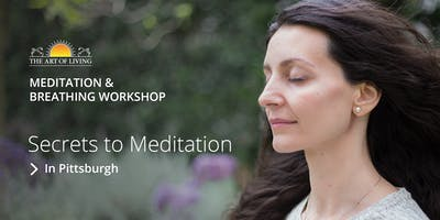 Secrets to Meditation in Pittsburgh
