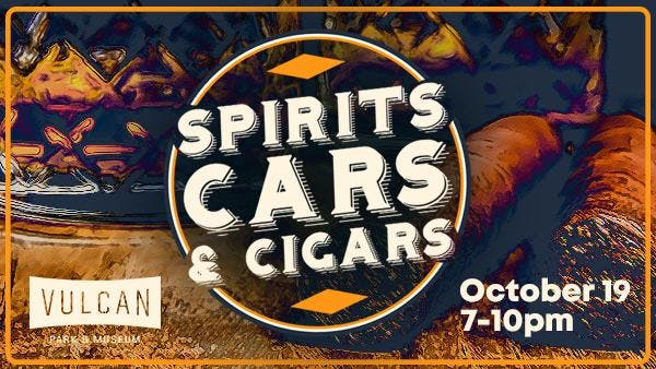 Spirits, Cars & Cigars