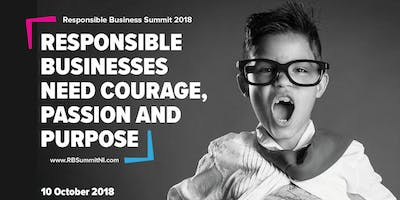 Responsible Business Summit 2018 - Futureproof your business
