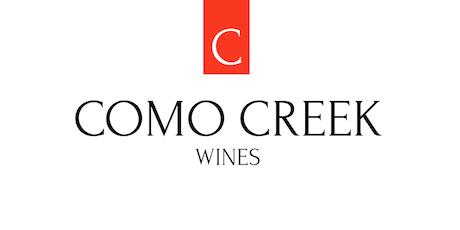 Como Creek Annual Wine Tasting 2019 tickets