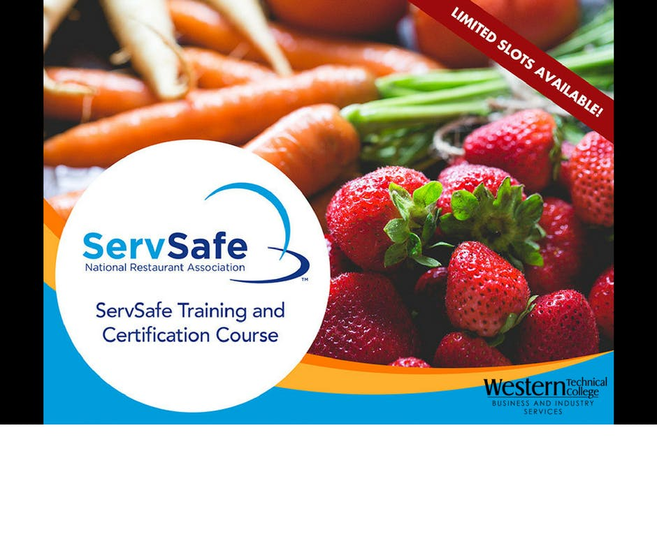 Food Manager Certification 6 Nov 2018