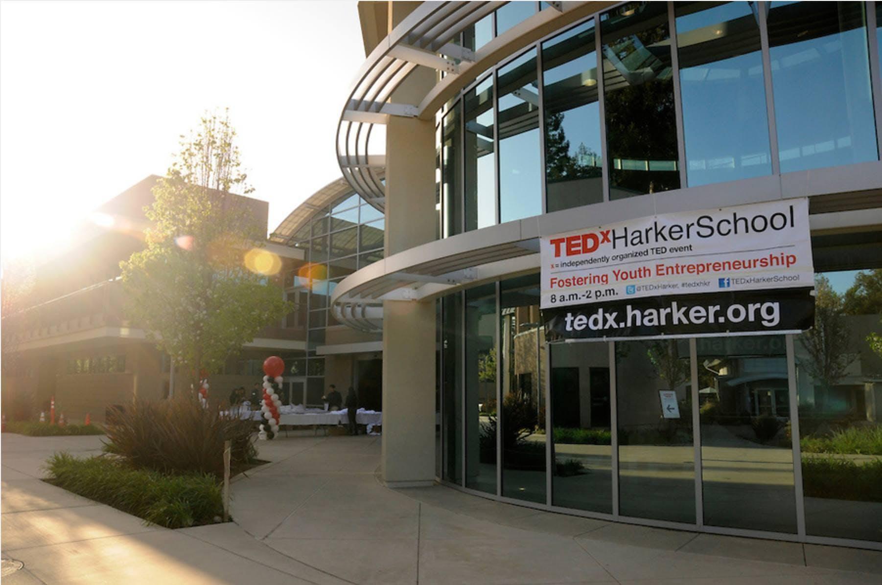 TEDxHarkerSchool 2018