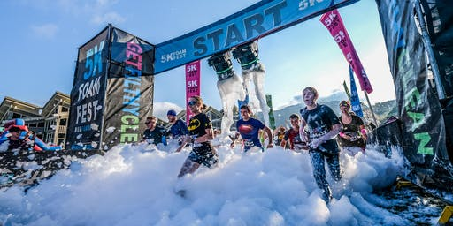 The 5K Foam Fest - Corner Brook, NL