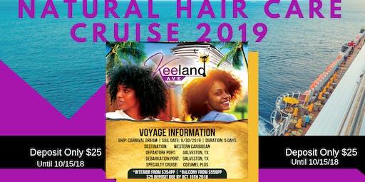 Natural Hair Care Cruise 2019