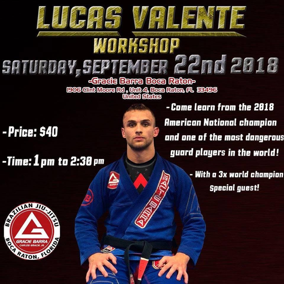 Lucas Valente Workshop