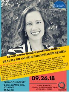 Trauma Grand Rounds: Wednesday Speaker Series