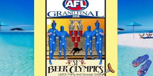 2019 AFL Grand Final San Francisco Party! FREE ENTRY w/Drink Purchase
