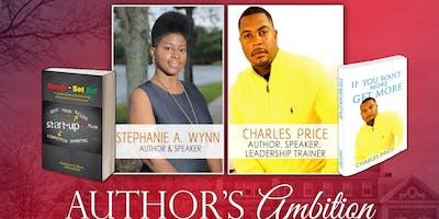 Author's Ambition Book Tour-Howard University Bookstore (THE HUB)