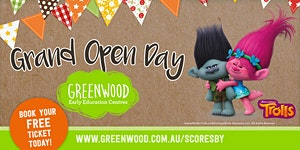 Grand Open Day celebration including Poppy & Branch...