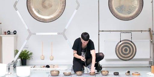 Yin Yoga & Sound Bath