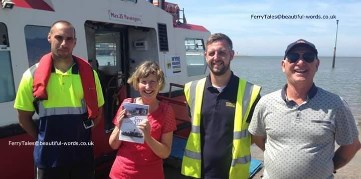 Ferry Tales - Memories of Knott End to Fleetw
