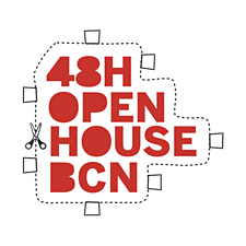 48h Open House BCN logo