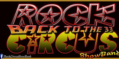 Back to 33Testaccio with Rock Circus Party Band