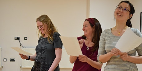 Fun singing class for adults in Oxford: taster class tickets