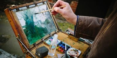 Watercolour Painting Workshop with Richard Bond