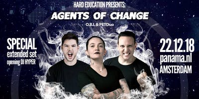Hard Education Presents : Agents Of Change