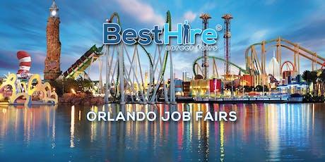 Orlando Job Fair July 25, 2019 - Hiring Events & Career Fairs in Orlando, FL tickets