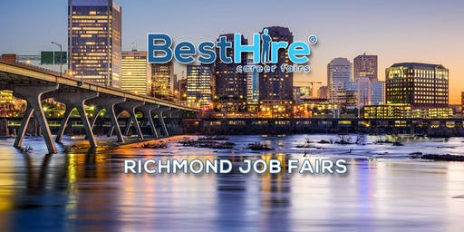 Richmond Job Fair October 16, 2019 - Hiring Events & Career Fairs in Richmond, VA