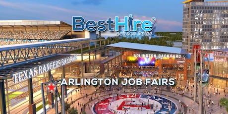 Arlington Job Fair August 22, 2019 - Hiring Events & Career Fairs in Arlington, TX tickets
