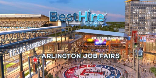 Arlington Job Fair August 22, 2019 - Hiring Events & Career Fairs in Arlington, TX