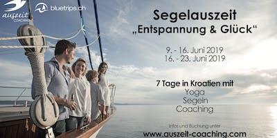 Segel-Auszeit Kroatien