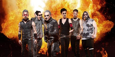Konzert FEUERENGEL - a Tribute to Rammstein
