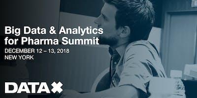 DATAx New York Presents - AI & Big Data for Pharma