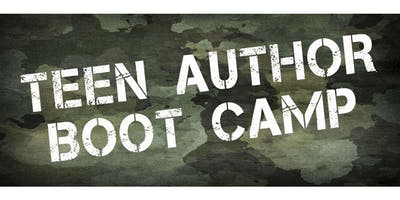 Teen Author Boot Camp 2019