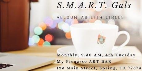 S.M.A.R.T. Gals Accountability Circle tickets