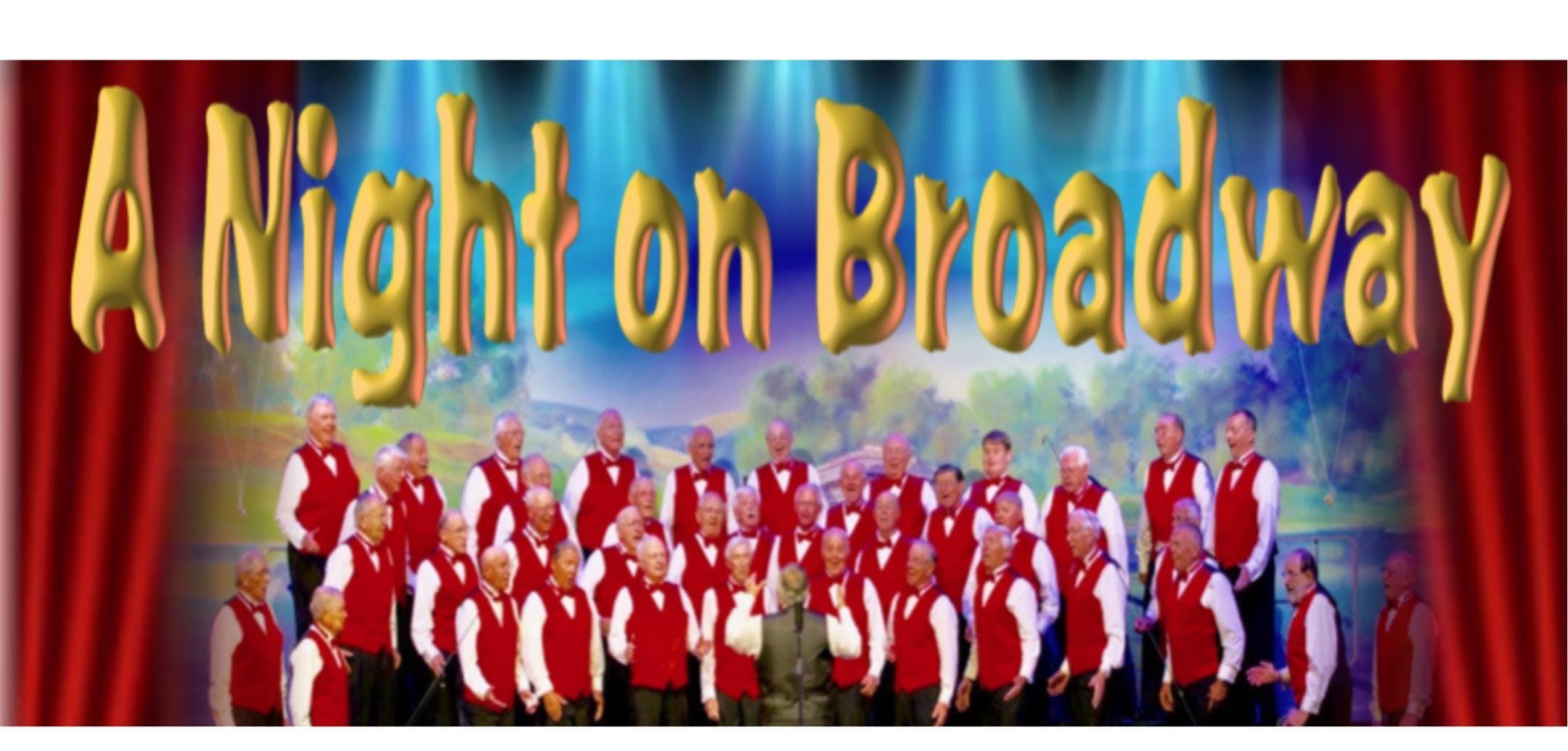 Barbershop Chorus Annual Show - $20 ($18 ten
