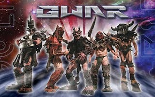 *GWAR: Use Your Collusion US Tour '19