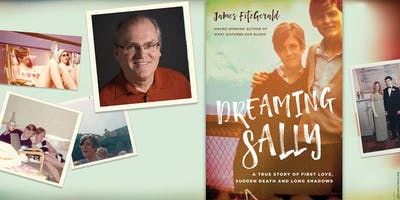 Dreaming Sally Vancouver Book Launch with James Fitzgerald and George Orr