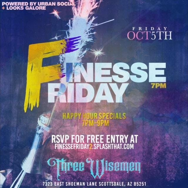 Finesse Friday