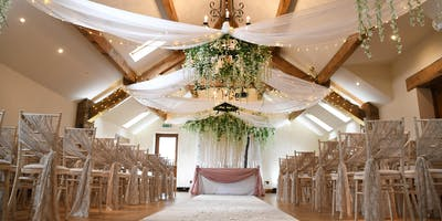 Beeston Manor Wedding Open Day - Sunday 20th October 2019