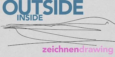 OUTSIDE-INSIDE Moderne Zeichenstunden - modern drawing