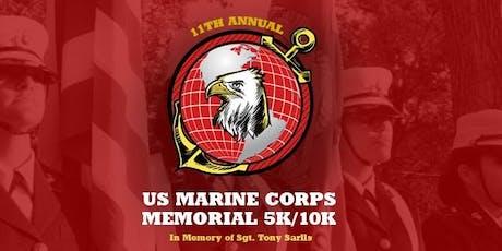 2019 USMC Memorial 5K/10K tickets