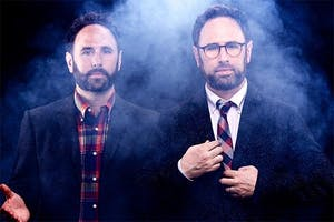 The Sklar Brothers (Special Event)