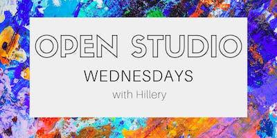 Open Studio with Hillery